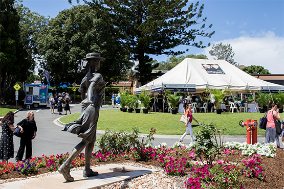 St Margaret's Open Day is an opportunity to tour the facilities and meet with staff and students.