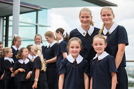 Eight sets of twins commence school year at St Margaret's