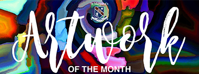 Artwork of the Month Logo