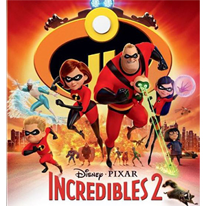 eNews Issue 12 2019 Incredibles 2