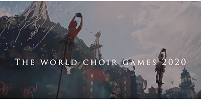 eNews Issue 12 2019 World Choir Games 2020