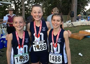 eNews Issue 19 2019 All School Cross Country 2