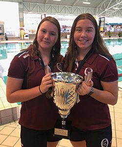 eNews Issue 21 2019 Water Polo