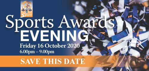 eNews Issue 23 2020 Sports Award Dinner save the date_2020