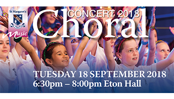 eNews Issue 26 2018 Choral Concert