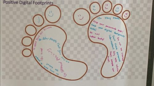 eNews Issue 27 2020 Year 7 Positive Digital Footprints 2