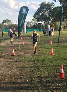 eNews Issue 8 2019 Isabella Harte Cross Country