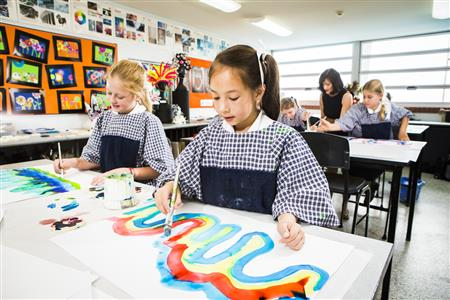 St Margarets Art Class Primary