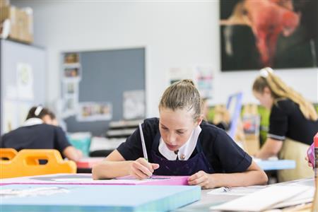 St Margarets Art Classroom 3