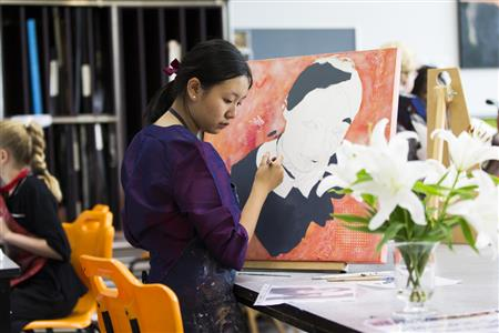 St Margarets Art Classroom 4