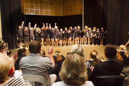 St Margarets Drama Performance 2