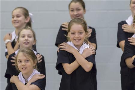 St Margarets Primary Choir 2