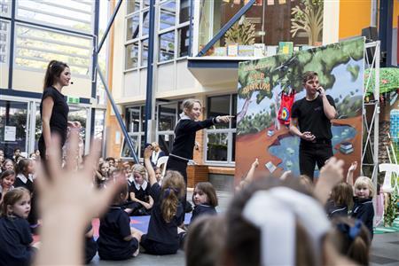St Margarets Primary Book Week Activities 1