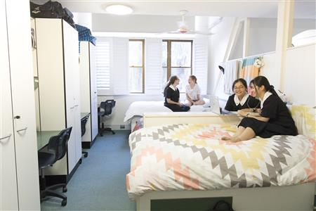 Year 10 Boarding Dorm