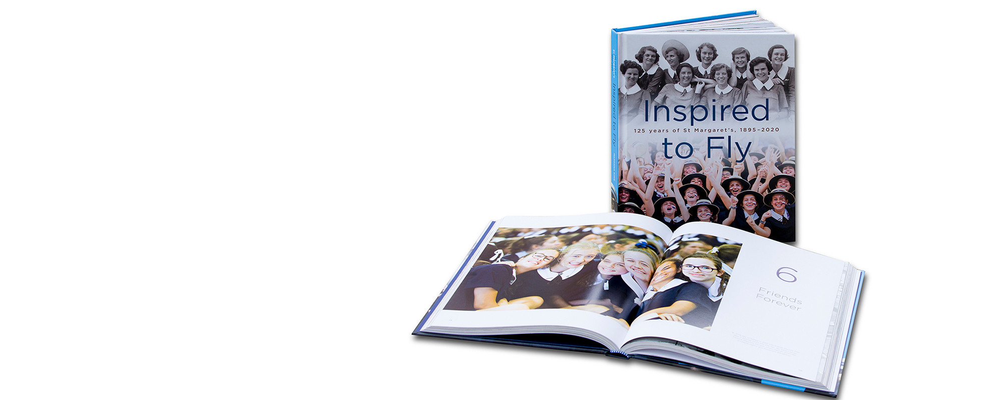 You are invited to the 'Inspired to Fly' Book Launch